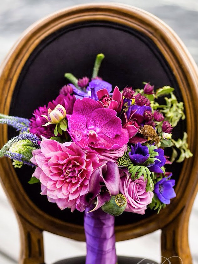 Room for Style: Radiant Orchid Decor