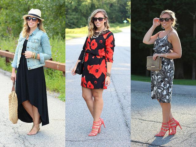 Round Up: August Fashion