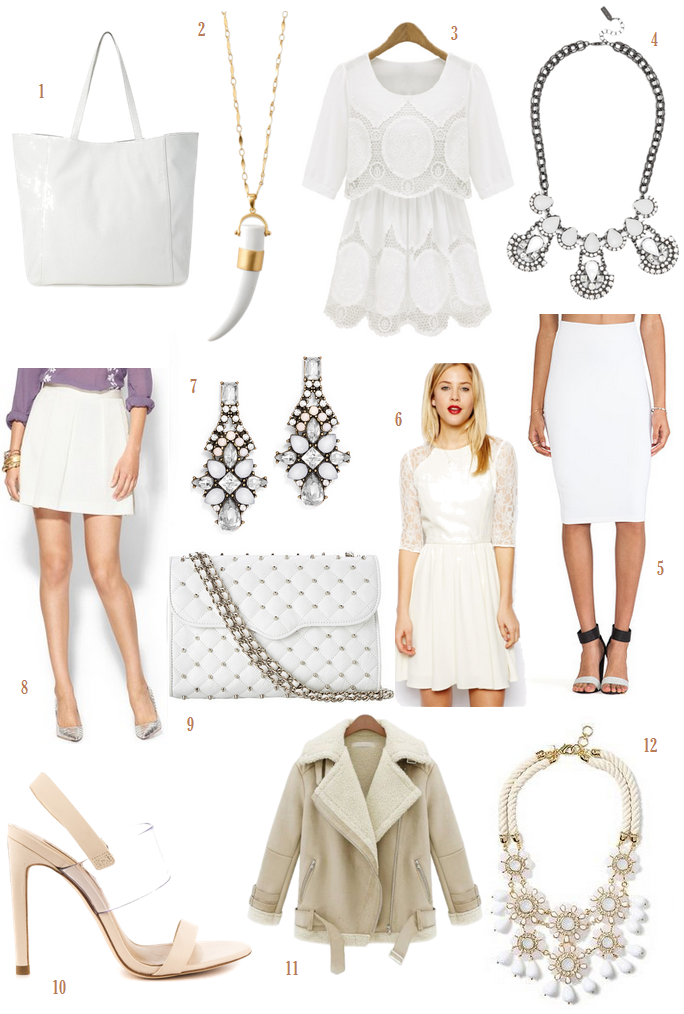 Obsession: White After Labor Day