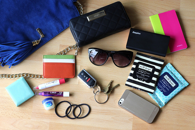 What's in my Bag? + Well-Kept Giveaway
