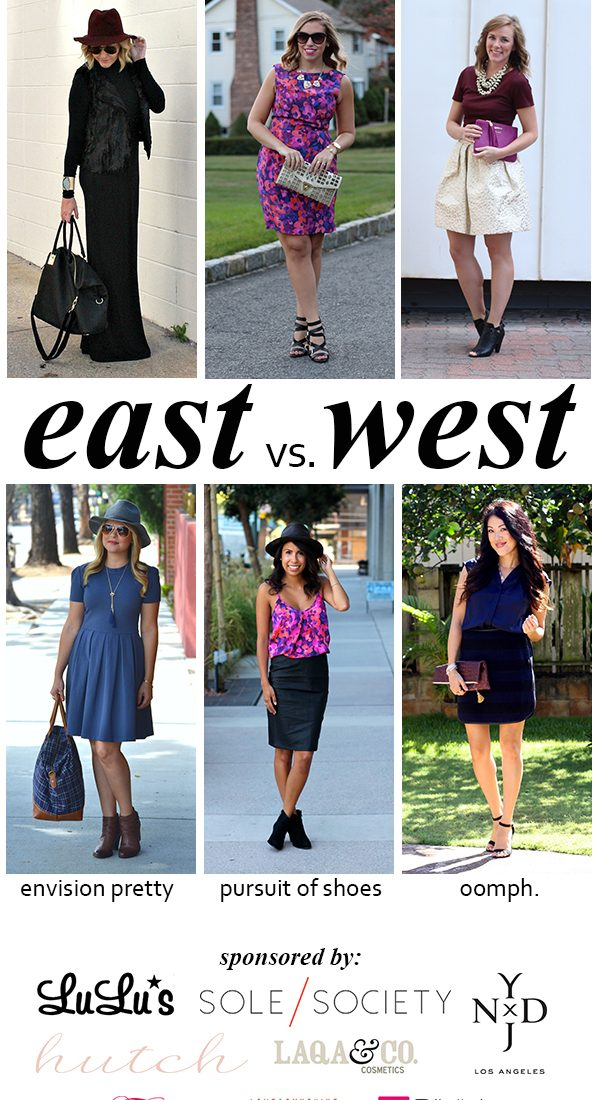 East vs. West Style: Jewel Tones