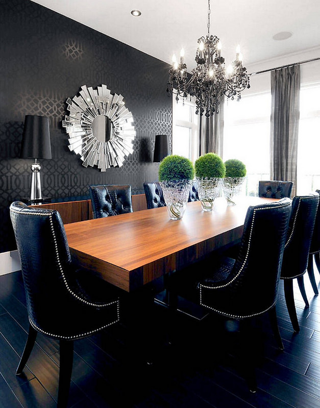 Room for Style: Decorating   The Glam Factor