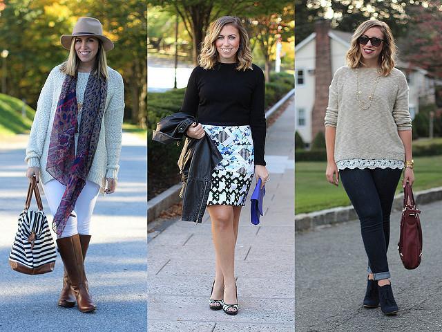 Round Up: October Fashion