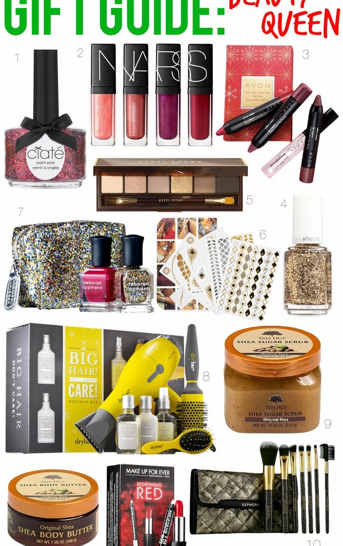 Gift Guide: Beauty Queen