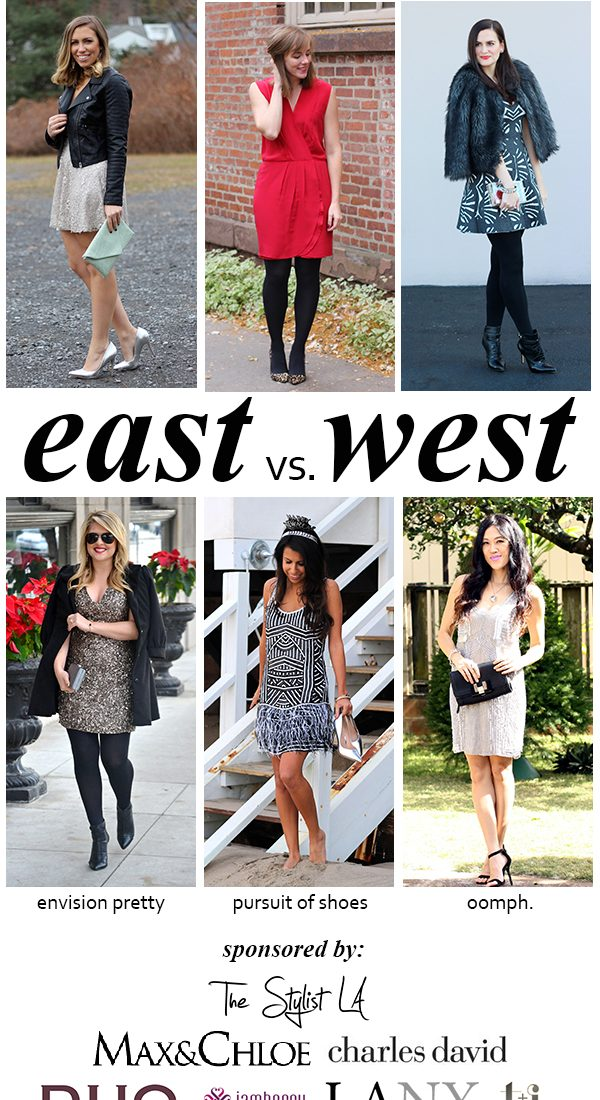 East vs. West Style: NYE
