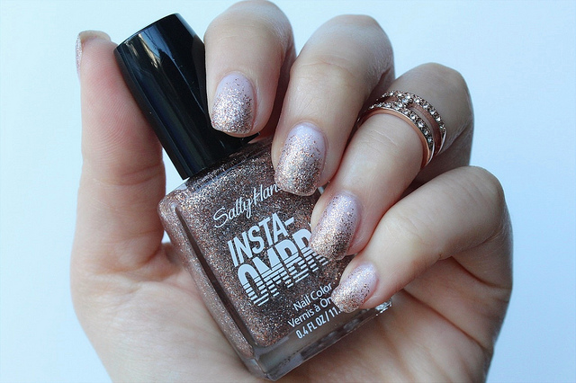 Instant Ombre Nails
