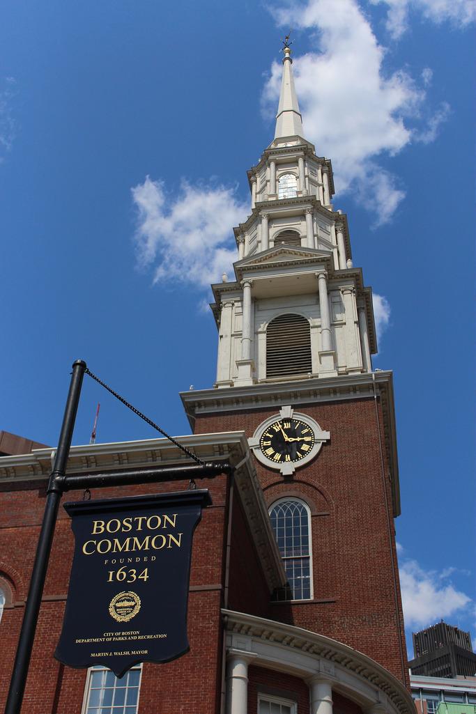 Photo Diary: Boston