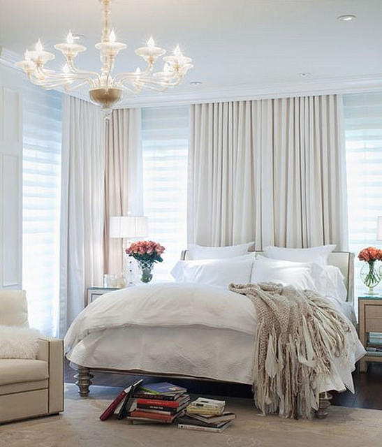 Room for Style: Decorating | White on White