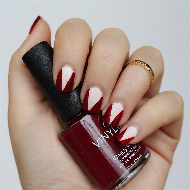 Halloween Nails | Dark & Vampy