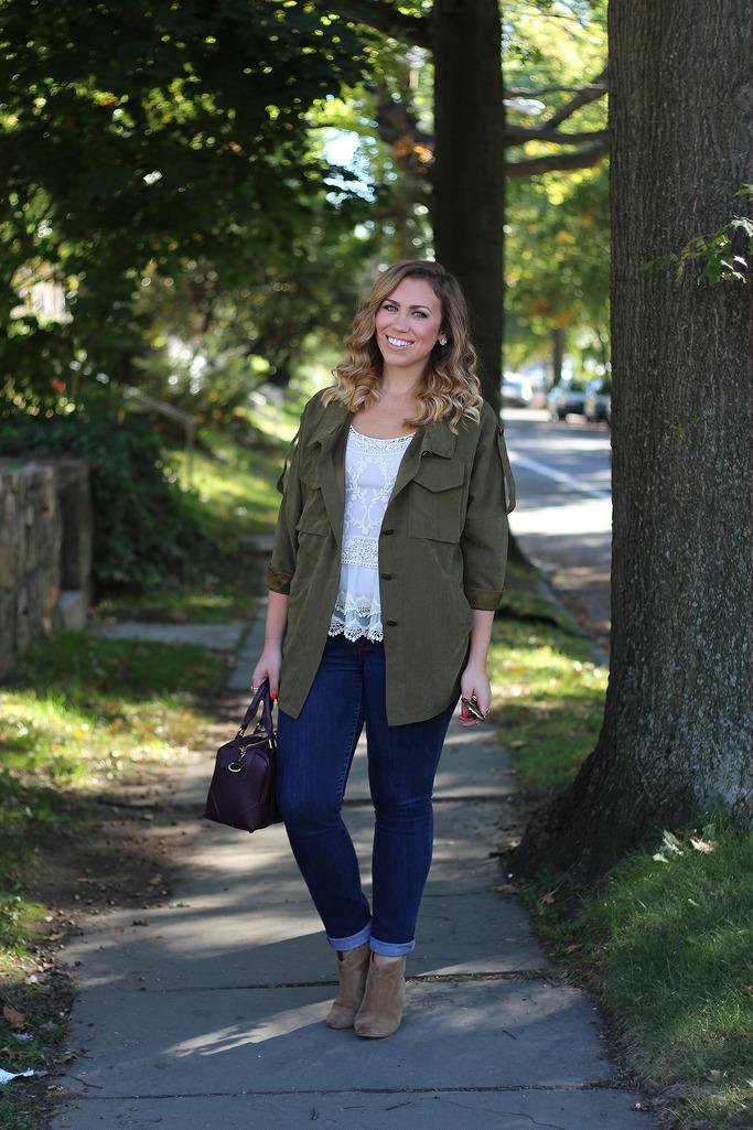 Casual Fall Weekend Wear