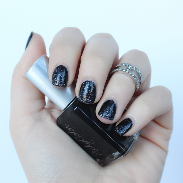 The Lazy Girl Halloween Manicure