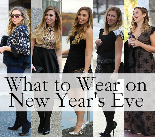 What to Wear on New Year's Eve