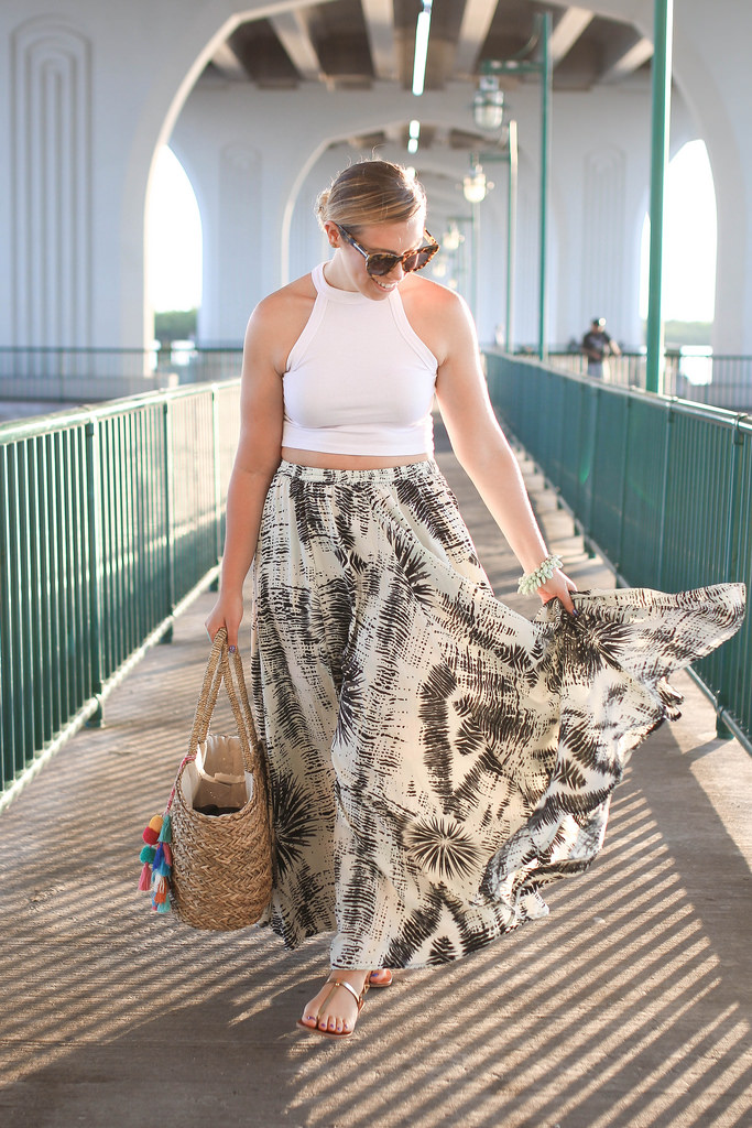 The Maxi Skirt of my Dreams