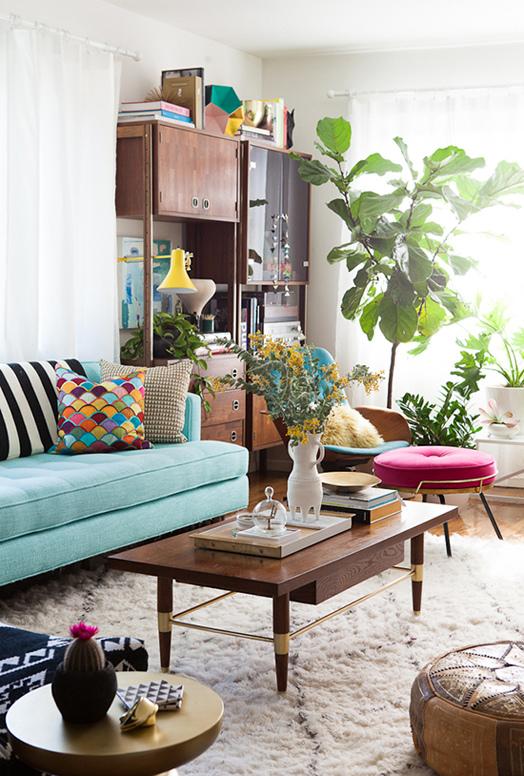 Mid-Century Modern Home Inspiration