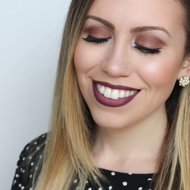 How to Wear Rose Eyeshadow for Spring