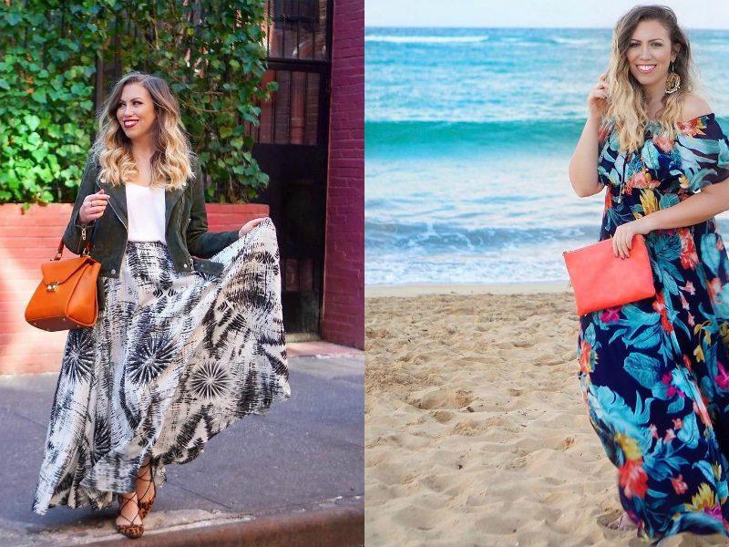 April Outfit Inspiration | April 2017 Round Up