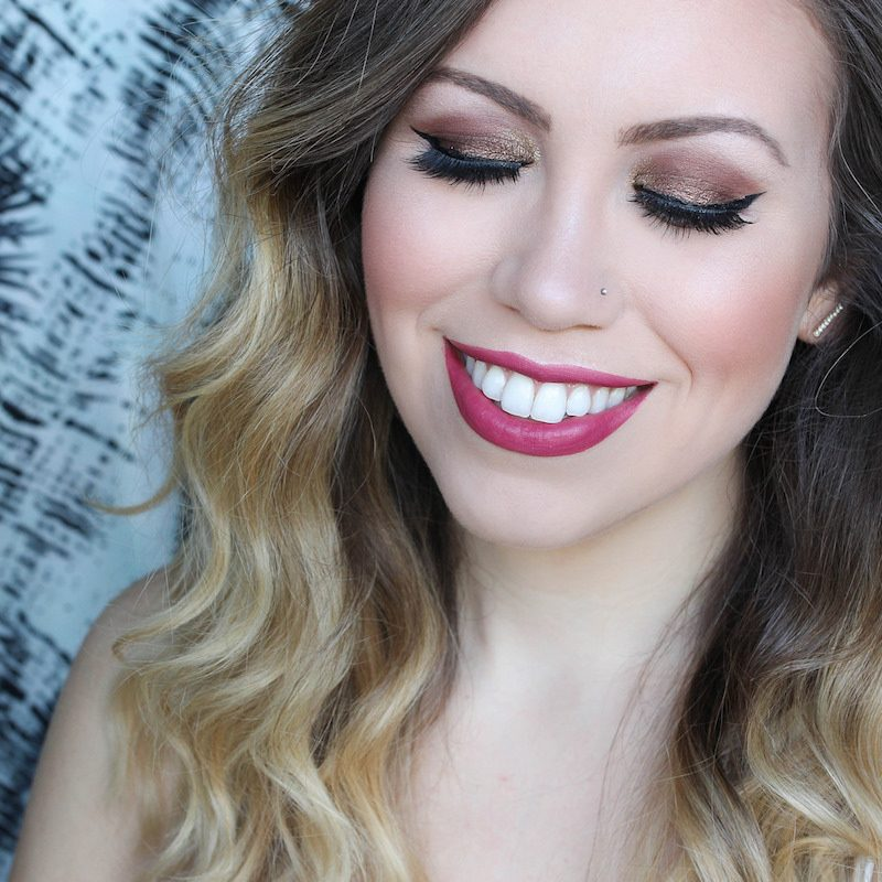 The Best Cream Eyeshadows | e.l.f. cosmetics Smudge Pot Brownie Points | Long Lasting Lustrous Eyeshadow Toast