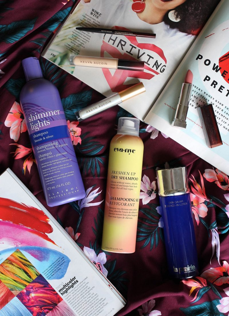 The Beauty Products I Couldn't Live Without This Month