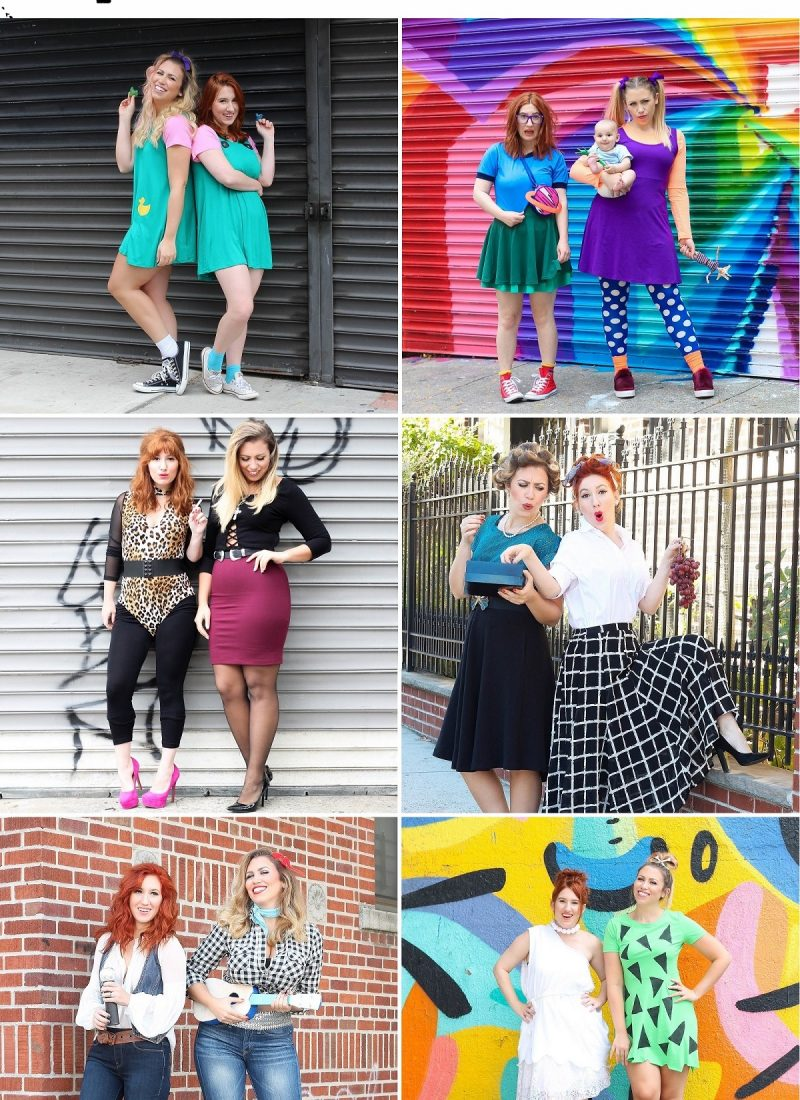 10 Best Friend Halloween Costumes + 1 If You're Going Solo