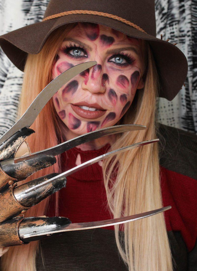 So You Wanna Be Freddy Krueger for Halloween