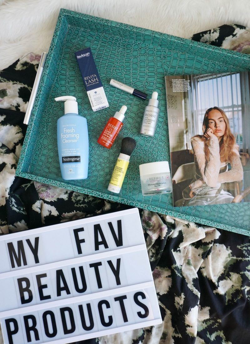 My Favorite Beauty Products of All Time