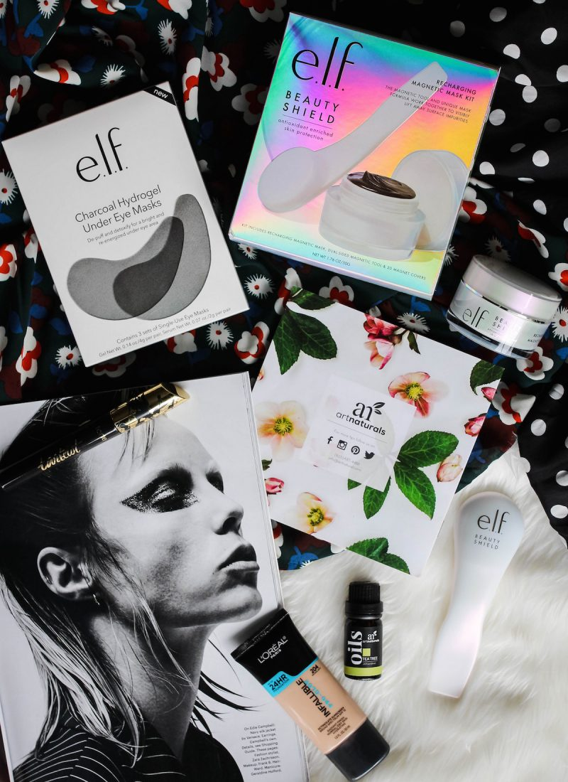 My 5 Favorite New Beauty Products I Tried This Month