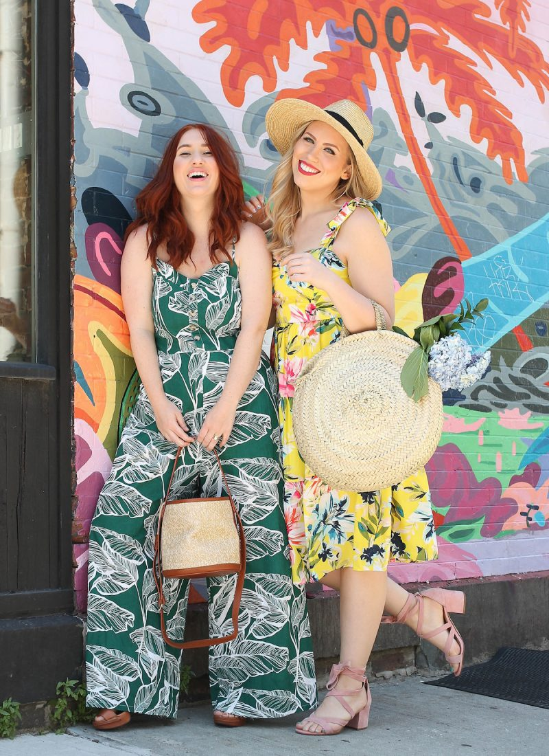 Palm Beach Chic: Why This Large Floral Trend is HUGE Right Now