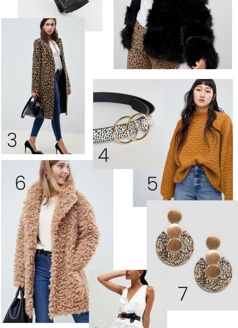 HURRY! My Whole ASOS Fall Wish List is ONSALE!