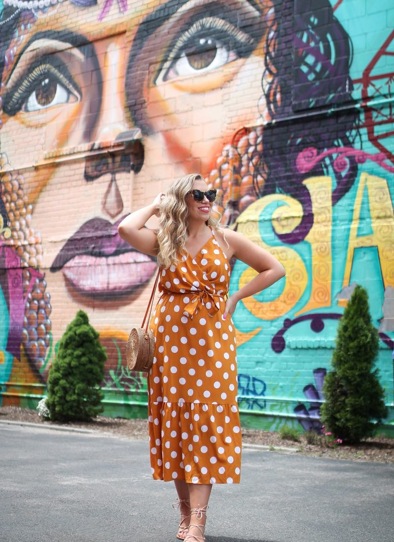25 Polka Dot Dresses Under $25 That Will Make You Reach for your Wallet