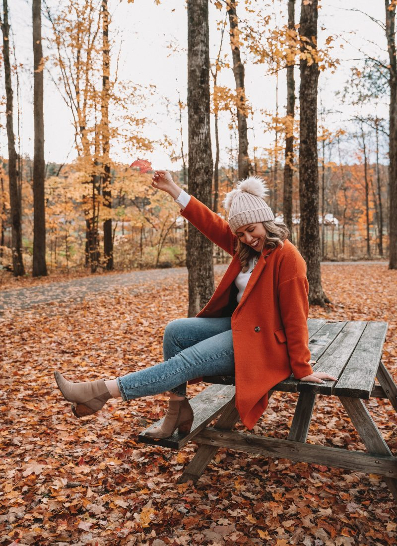 What to Wear in Vermont in the Fall