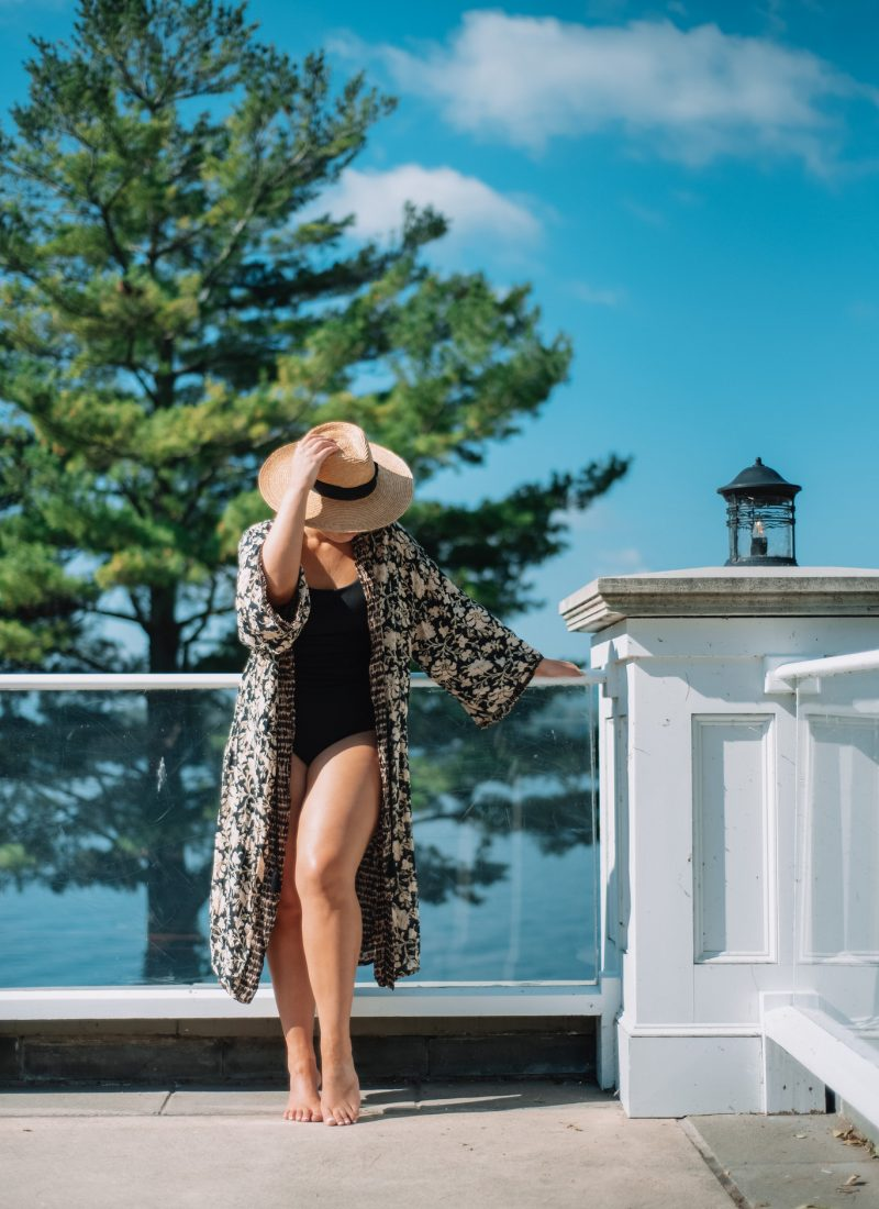The Best Black Swimsuits of Summer 2021