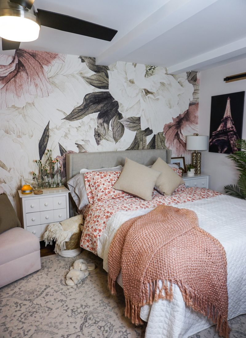 5 Ways to Freshen Up Your Bedroom this August