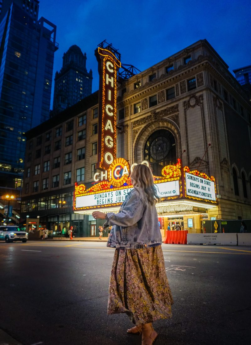 First Time In Chicago: The Perfect 3 Day Itinerary